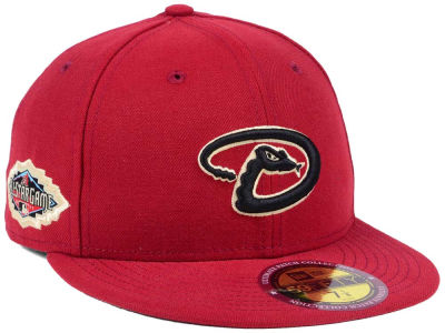 Arizona Diamondbacks New Era MLB Ultimate Patch All Star Collection 59FIFTY Cap