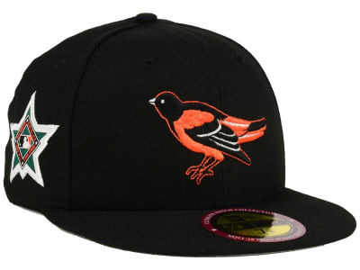 Baltimore Orioles New Era MLB Ultimate Patch All Star Collection 59FIFTY Cap