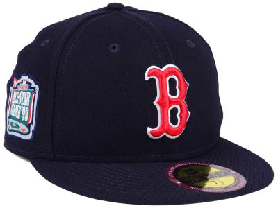 Boston Red Sox New Era MLB Ultimate Patch All Star Collection 59FIFTY Cap