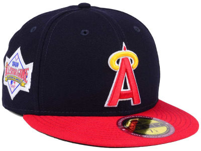 Los Angeles Angels New Era MLB Ultimate Patch All Star Collection 59FIFTY Cap