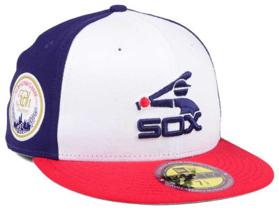 Chicago White Sox New Era MLB Ultimate Patch All Star Collection 59FIFTY Cap