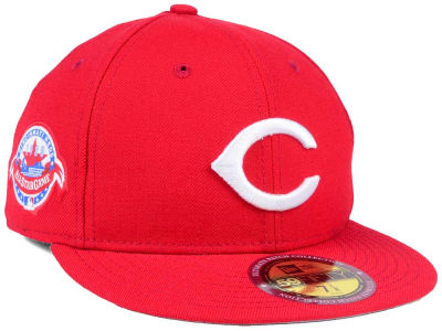 Cincinnati Reds New Era MLB Ultimate Patch All Star Collection 59FIFTY Cap