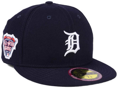 Detroit Tigers New Era MLB Ultimate Patch All Star Collection 59FIFTY Cap