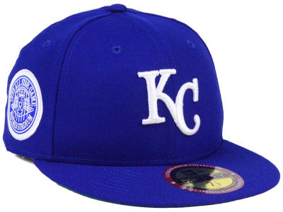 Kansas City Royals New Era MLB Ultimate Patch All Star Collection 59FIFTY Cap
