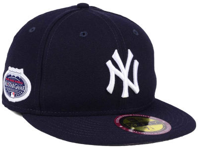 New York Yankees New Era MLB Ultimate Patch All Star Collection 59FIFTY Cap