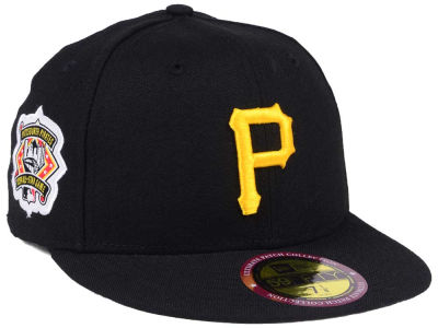 Pittsburgh Pirates New Era MLB Ultimate Patch All Star Collection 59FIFTY Cap