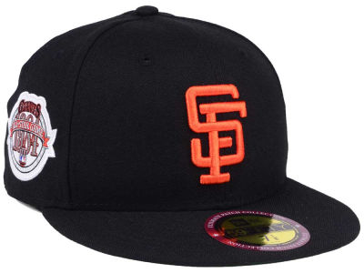 San Francisco Giants New Era MLB Ultimate Patch All Star Collection 59FIFTY Cap