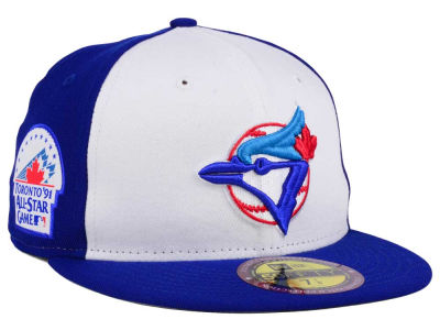 Toronto Blue Jays New Era MLB Ultimate Patch All Star Collection 59FIFTY Cap