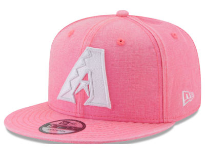 Arizona Diamondbacks New Era MLB Neon Time 9FIFTY Snapback Cap
