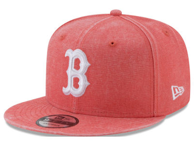 Boston Red Sox New Era MLB Neon Time 9FIFTY Snapback Cap