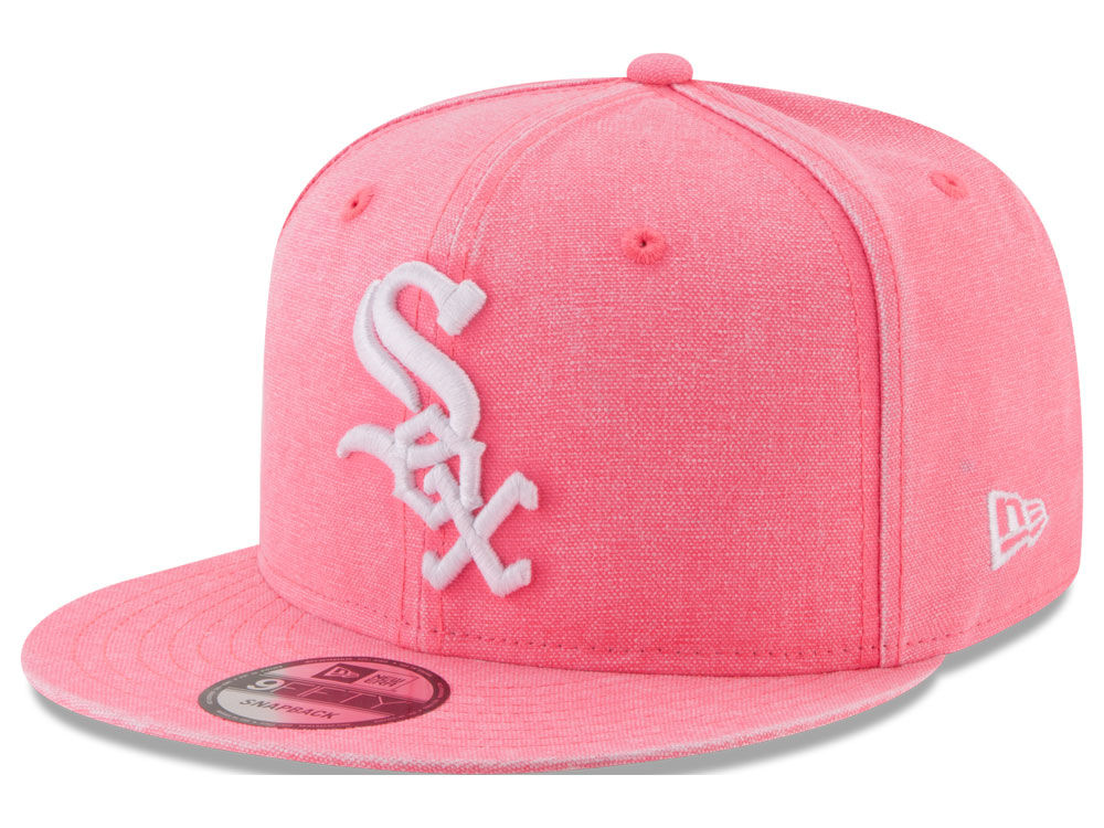 official photos 80b02 88c34 italy chicago white sox new era mlb neon time 9fifty snapback cap e6f6d  87374