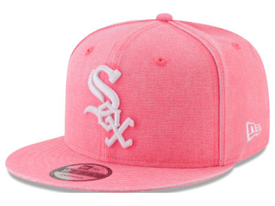 Chicago White Sox New Era MLB Neon Time 9FIFTY Snapback Cap