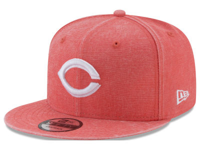 Cincinnati Reds New Era MLB Neon Time 9FIFTY Snapback Cap