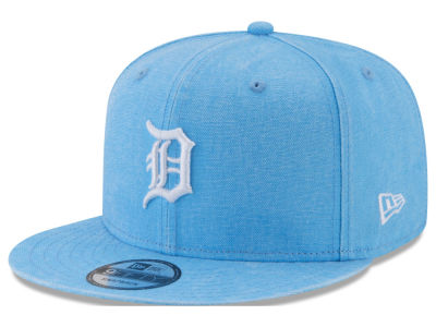 Detroit Tigers New Era MLB Neon Time 9FIFTY Snapback Cap