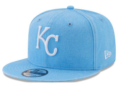 Kansas City Royals New Era MLB Neon Time 9FIFTY Snapback Cap