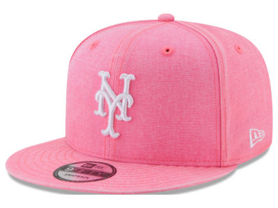 New York Mets New Era MLB Neon Time 9FIFTY Snapback Cap