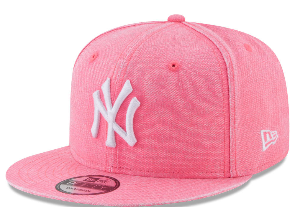 4596ac0b2f9 New York Yankees New Era MLB Neon Time 9FIFTY Snapback Cap
