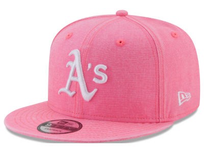 Oakland Athletics New Era MLB Neon Time 9FIFTY Snapback Cap