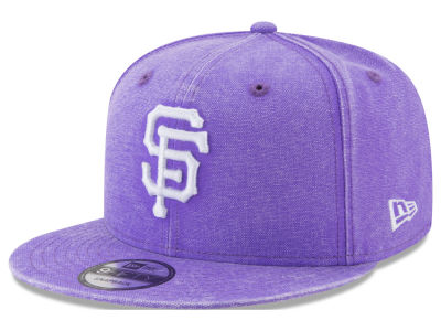 San Francisco Giants New Era MLB Neon Time 9FIFTY Snapback Cap