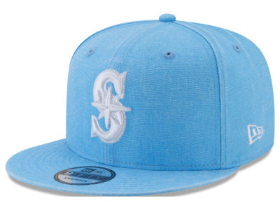 Seattle Mariners New Era MLB Neon Time 9FIFTY Snapback Cap