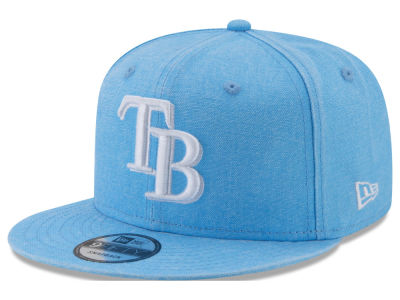 Tampa Bay Rays New Era MLB Neon Time 9FIFTY Snapback Cap
