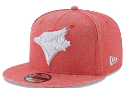 Toronto Blue Jays New Era MLB Neon Time 9FIFTY Snapback Cap