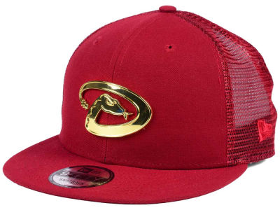 Arizona Diamondbacks New Era MLB Color Metal Mesh Back 9FIFTY Cap