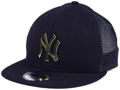 New York Yankees New Era MLB Color Metal Mesh Back 9FIFTY Cap