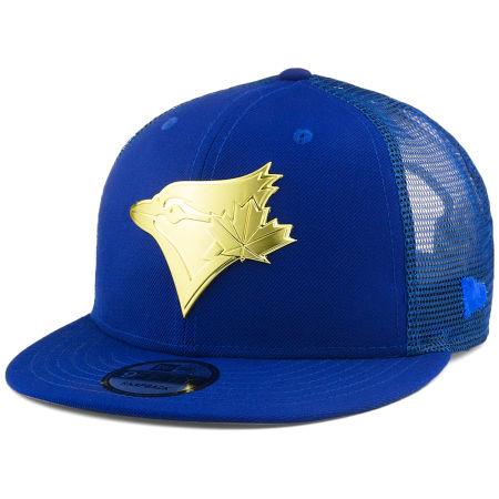 Toronto Blue Jays New Era MLB Color Metal Mesh Back 9FIFTY Cap