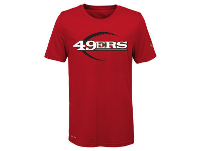 San Francisco 49ers Nike NFL 2017 Youth Legend Icon T-Shirt
