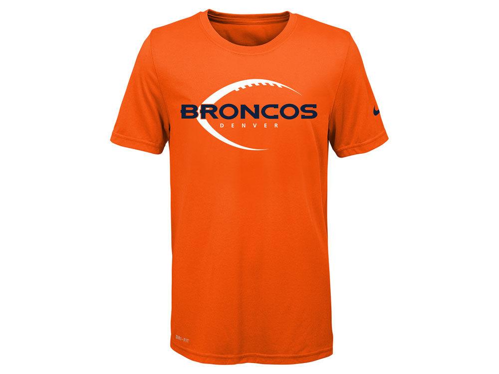 e3bba90c Denver Broncos Nike NFL 2017 Youth Legend Icon T-Shirt   lids.com