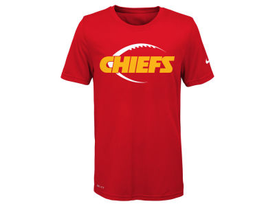 Kansas City Chiefs Nike NFL 2017 Youth Legend Icon T-Shirt