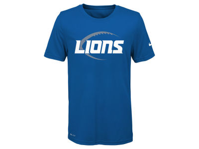 Detroit Lions Nike NFL 2017 Youth Legend Icon T-Shirt