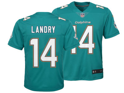 Miami Dolphins Nike NFL Youth Limited Team Jersey