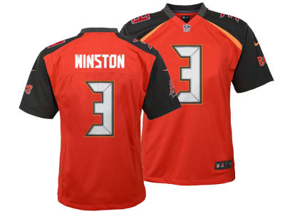 Tampa Bay Buccaneers Jameis Winston Nike NFL Youth Limited Team Jersey