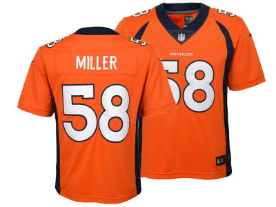 Denver Broncos Nike NFL Youth Limited Team Jersey