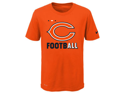 Chicago Bears Nike NFL Youth Legend Football T-Shirt