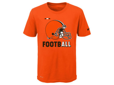 Cleveland Browns Nike NFL Youth Legend Football T-Shirt