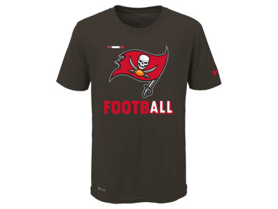 Tampa Bay Buccaneers Nike NFL Youth Legend Football T-Shirt
