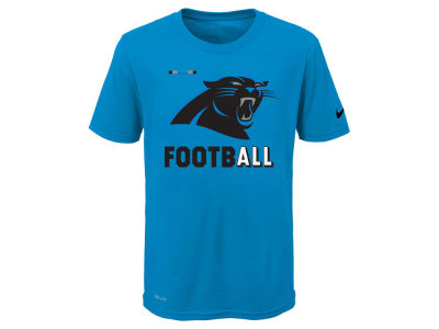 Carolina Panthers Nike NFL Youth Legend Football T-Shirt