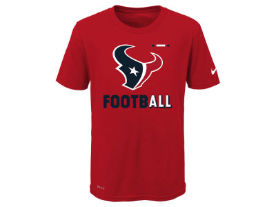 Houston Texans Nike NFL Youth Legend Football T-Shirt