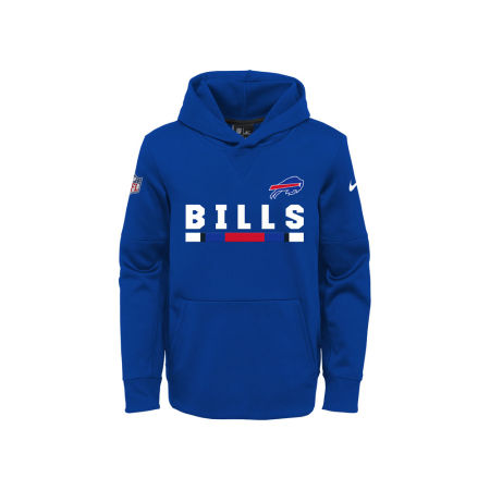 Buffalo Bills Nike NFL Youth Pull Over Therma Hoodie
