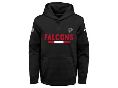 Atlanta Falcons Nike NFL Youth Pull Over Therma Hoodie