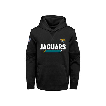Jacksonville Jaguars Nike NFL Youth Pull Over Therma Hoodie