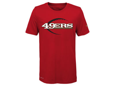 San Francisco 49ers Nike NFL Kids Legend Icon T-Shirt