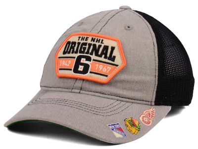 NHL Original 6 NHL Original Six Adjustable Slouch Cap