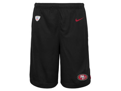 San Francisco 49ers Nike NFL Youth Dri Fit Shorts