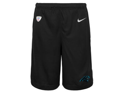 Carolina Panthers Nike NFL Youth Dri Fit Shorts