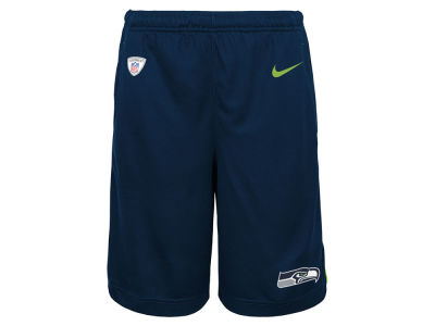 Seattle Seahawks Nike NFL Youth Dri Fit Shorts