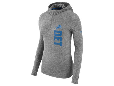 Detroit Lions Nike NFL Women's Dri-Fit Element Hoodie